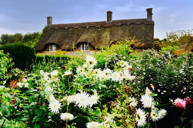 Hidcote Manor Gardens | © David Hughes/Shutterstock