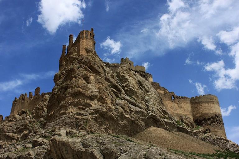 Hoşap Castle