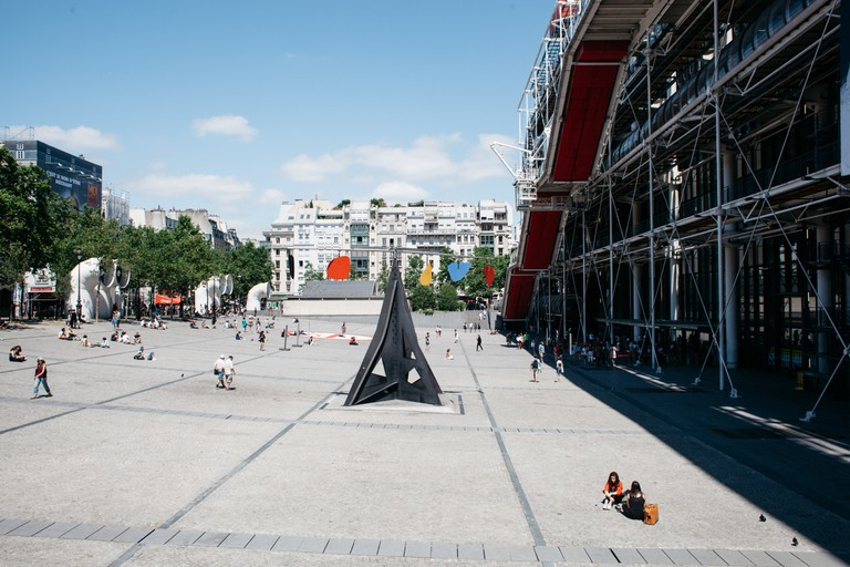 Centre Pompidou │© Kim Grant for Culture Trip