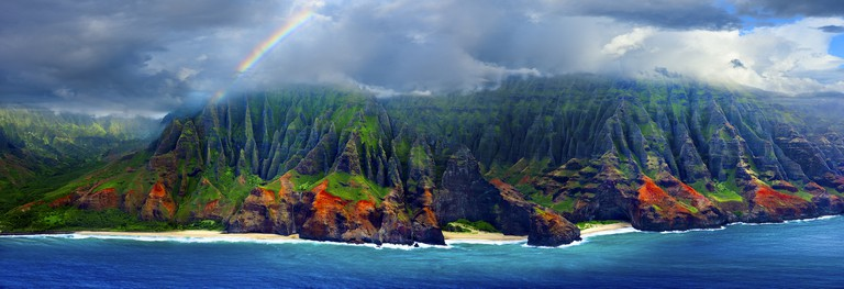 Pacific Island Temple