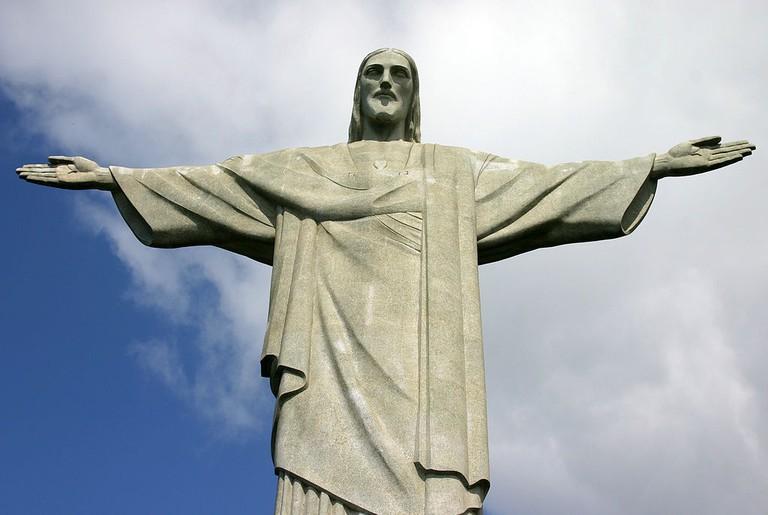 Christ the Redeemer |©Wolffystyle/WikiCommons