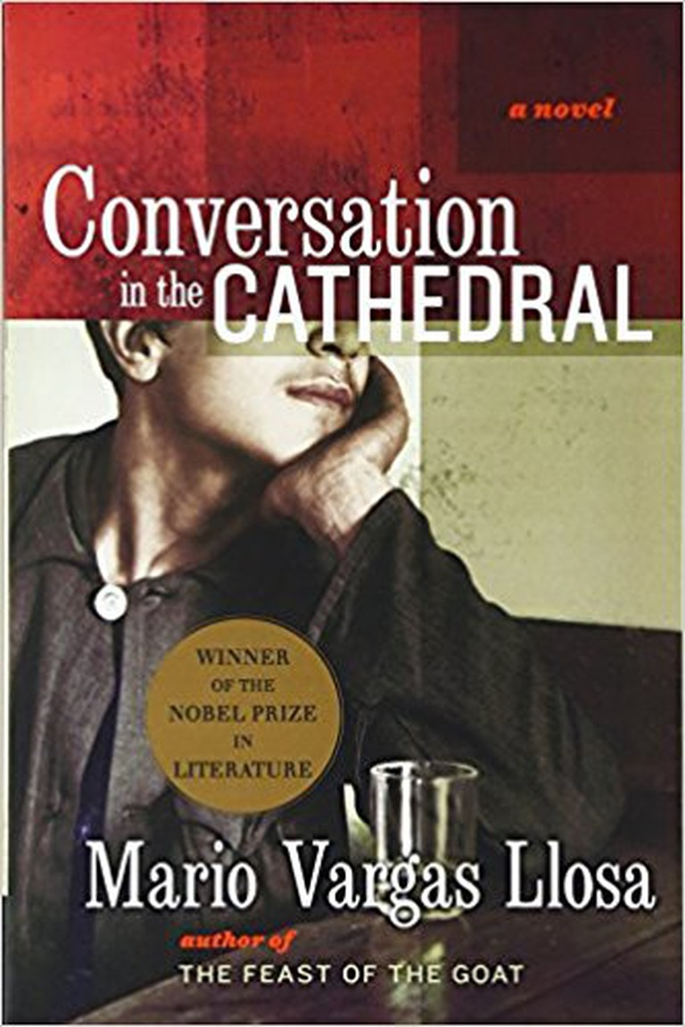 Front cover of Conversation in the Cathedral by Mario Vargas Llosa