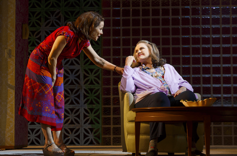 """Lily Taylor and Celia Weston in """"Marvin's Room"""""""