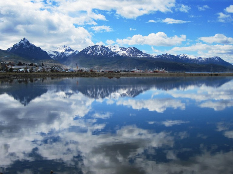 Better to visit Ushuaia in spring, summer or autumn, as winter can often be inhospitable