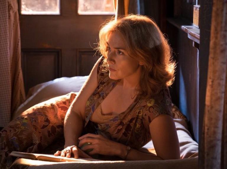 Kate Winslet in Wonder Wheel