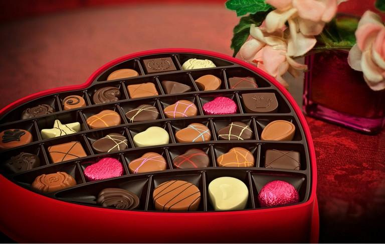 Chocolates on Valentine's Day | Pixabay