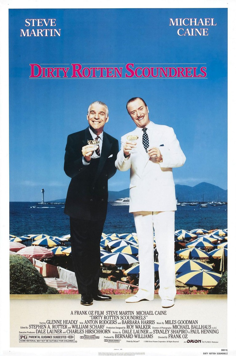 Dirty Rotten Scoundrels, 1989