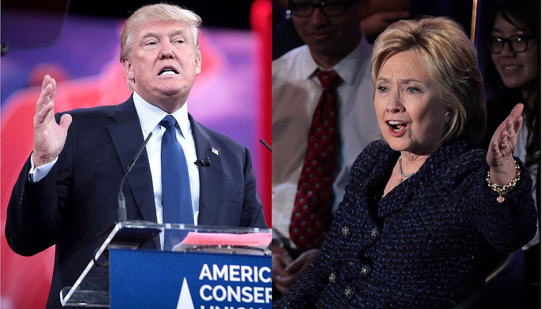 The last debate of the 2016 election took place in Las Vegas