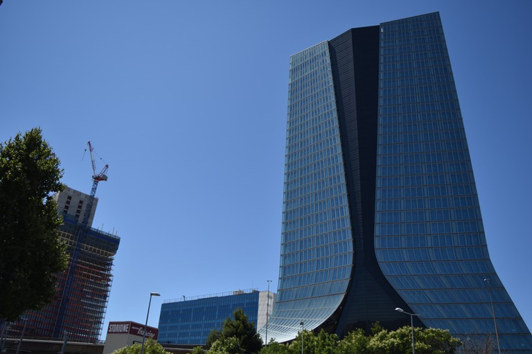 The CMA CGM tower in Marseille is the tallest