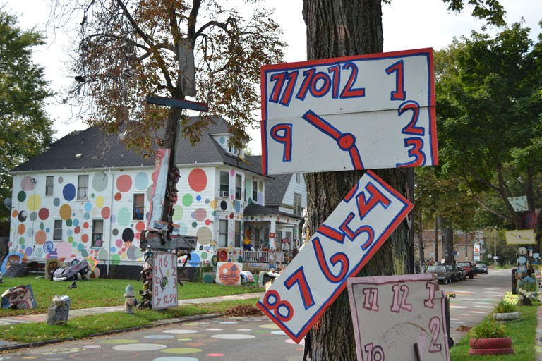 The Heidelberg Project | Courtesy of the Heidelberg Project