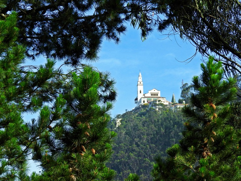 The church of Monserrate