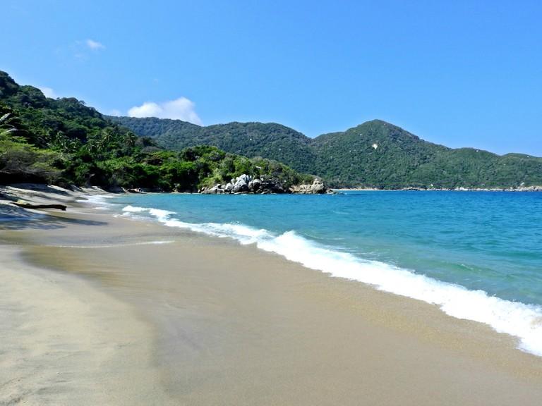 Tayrona's Nudist Beach