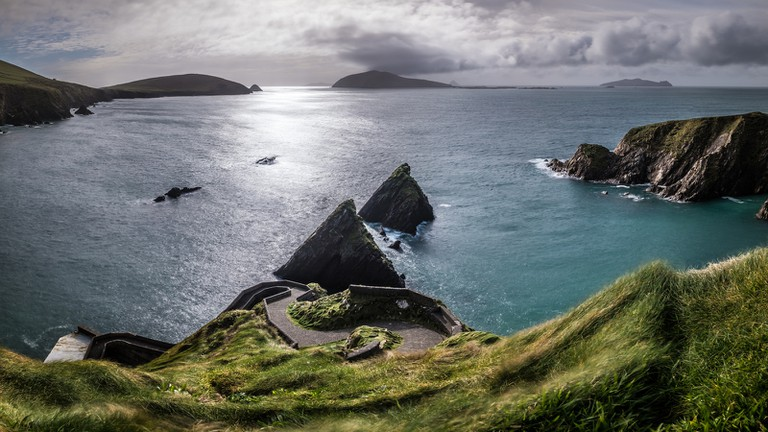 Dunquin Harbour, just outside Dingle, Co Kerry
