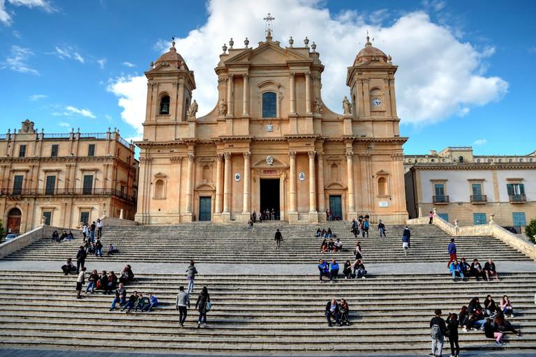 Duomo di Noto©Enrico Strocchi:Flickr