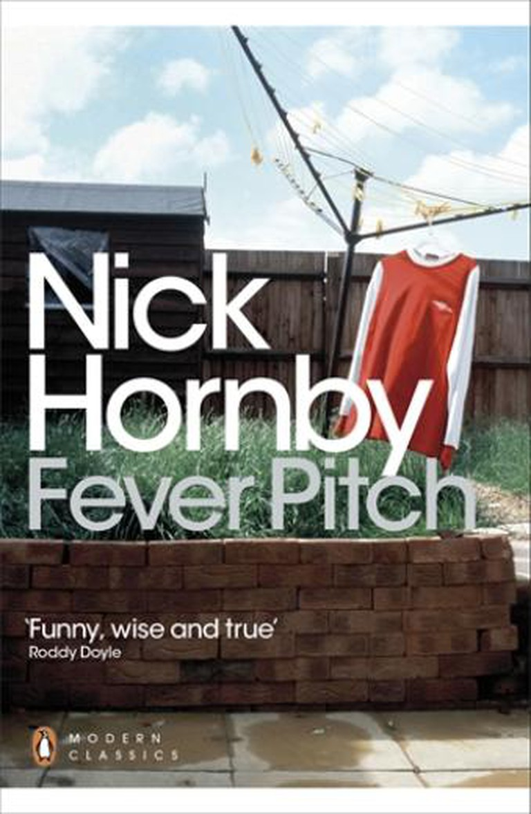 Fever Pitch by Nick Hornby | © Penguin Modern Classics