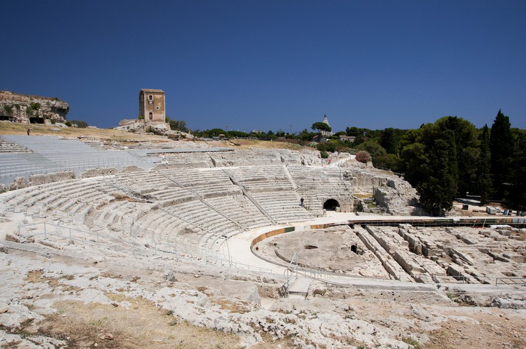 Greek Theater Sicily