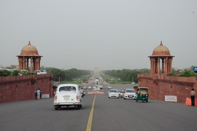Rajpath Boulevard