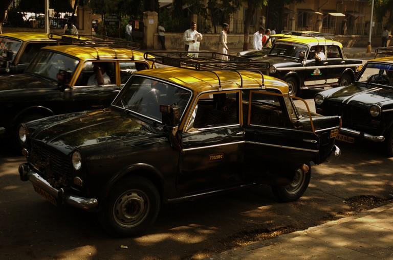 Iconic Kaali Peeli Cabs