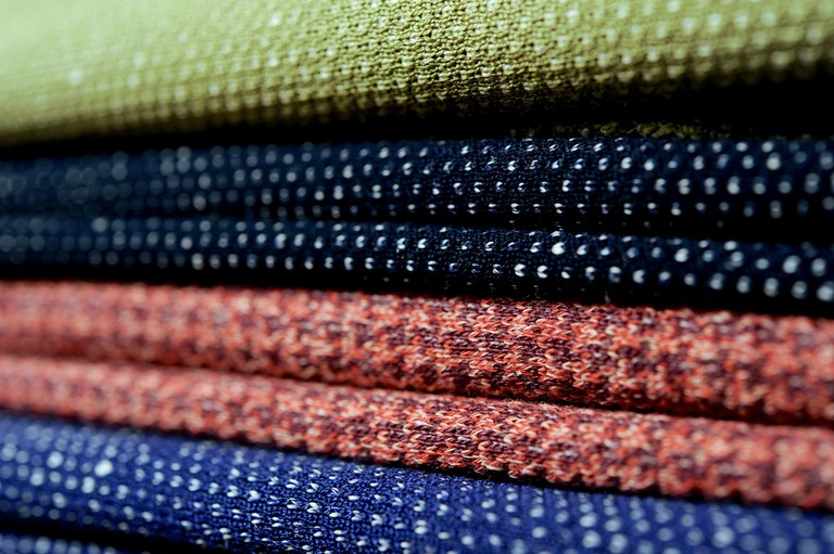 Incredible fabrics │ Courtesy of Dormeuil