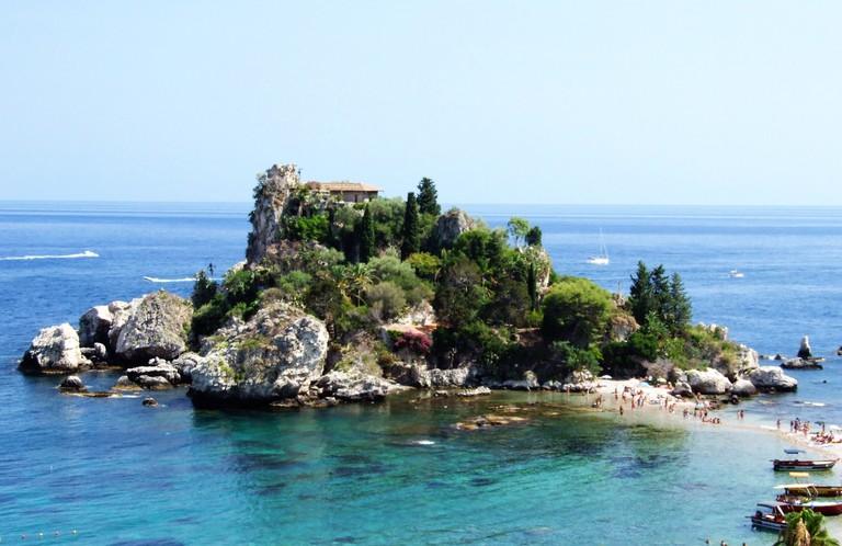 Isola Bella-Taormina-Messina-Sicilia-Italy©gnuckx:Flickr