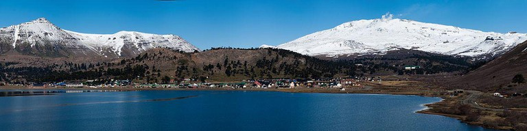 The ski resort of Caviahue