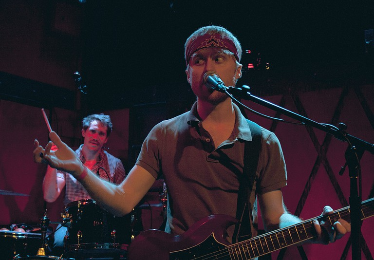 Jukebox The Ghost performs at an intimate, secret show at Rockwood Hall | © Alex Bellink / Flickr