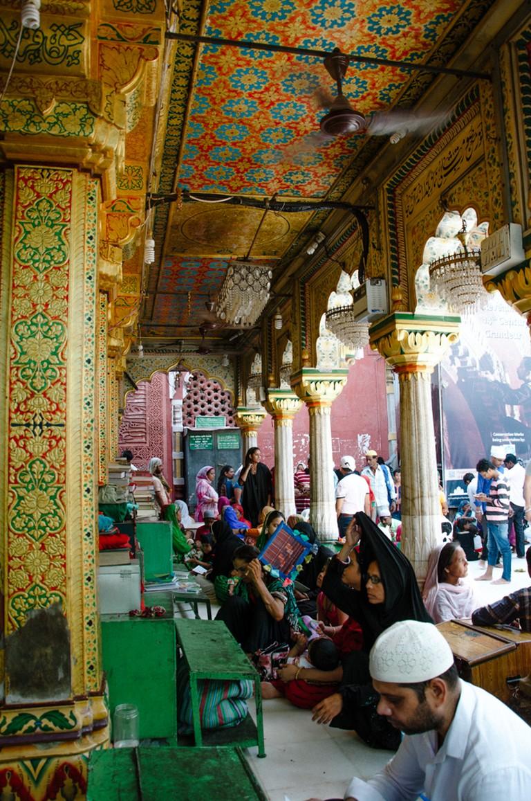 Nizammudin Dargah