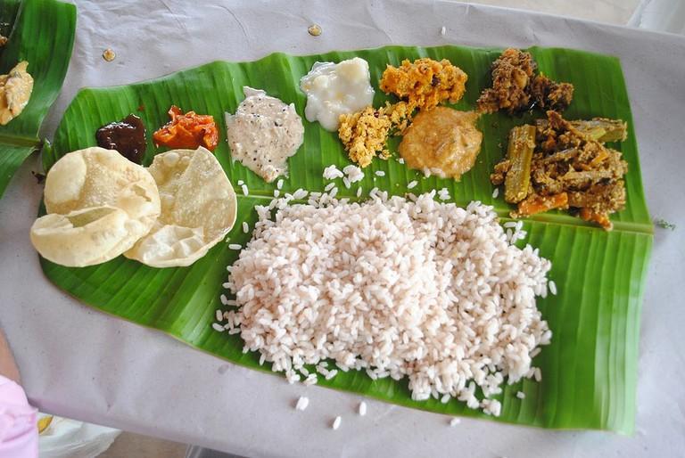 Kerala's own food | © ABHIJITH SOMAN / Wikimedia Commons