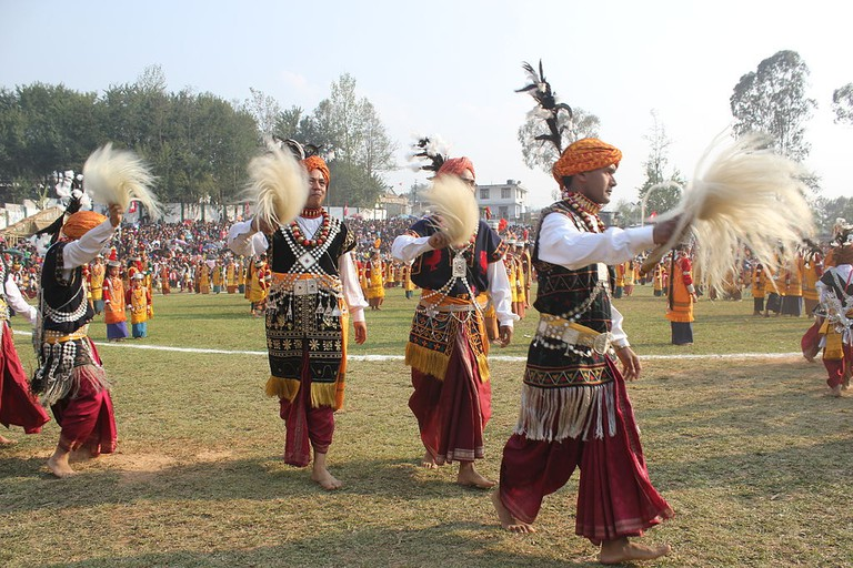 Khasi tribe | © Tymphew / Wikimedia Commons