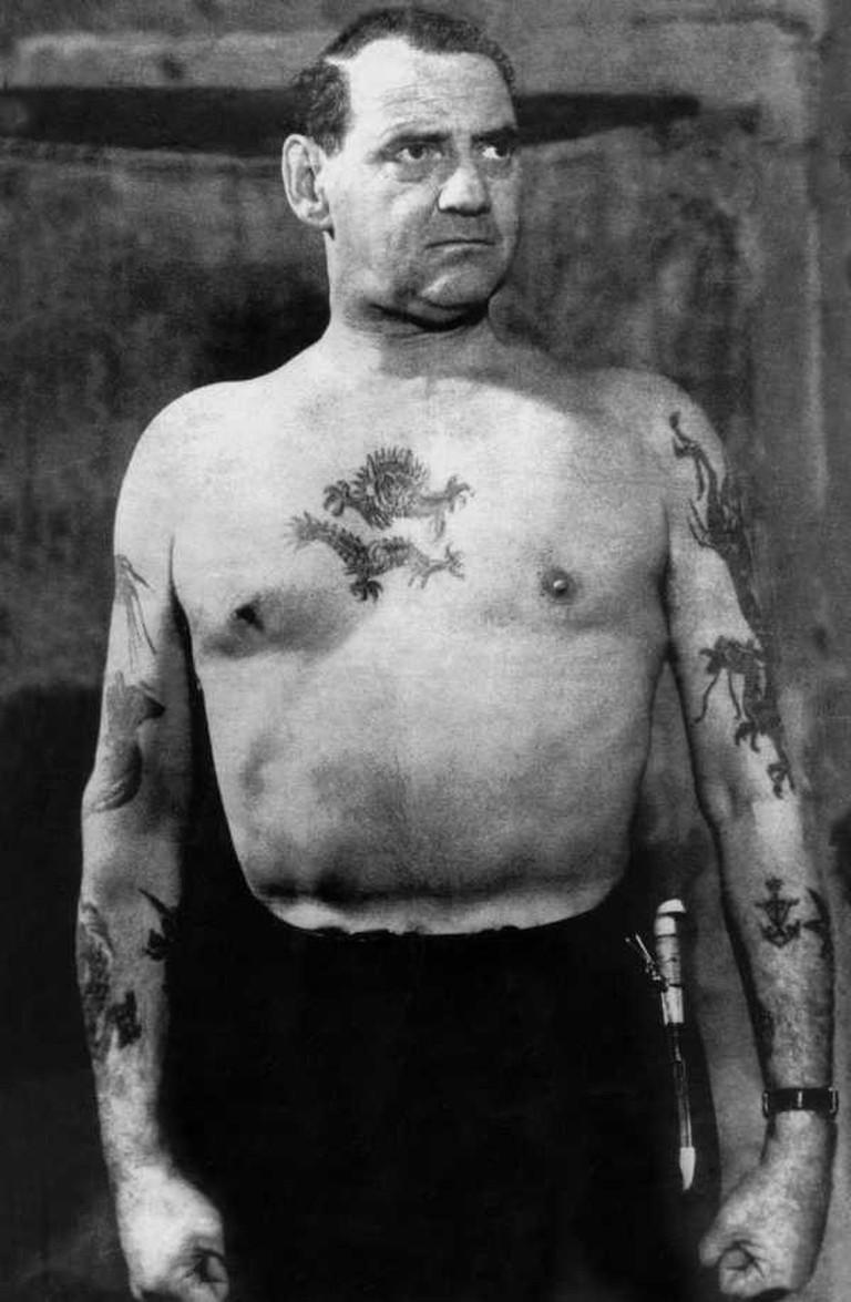 Tattoo- Tattoo Ole-World's oldest tattoo shop