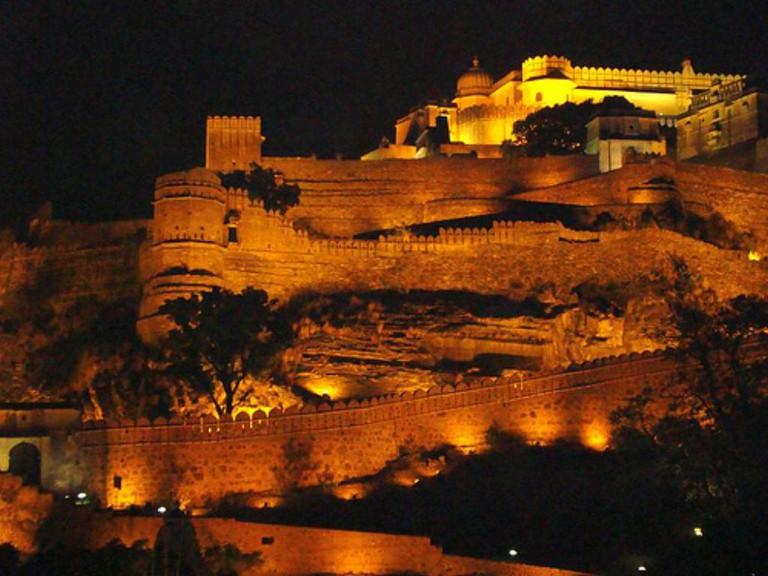 Kumbhalgarh Fort Light and Sound Show