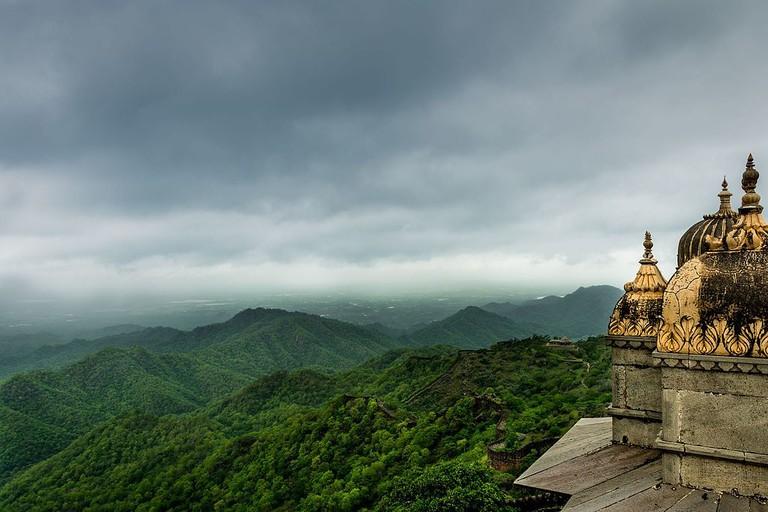 Kumbhalgarh and the Aravalli Ranges