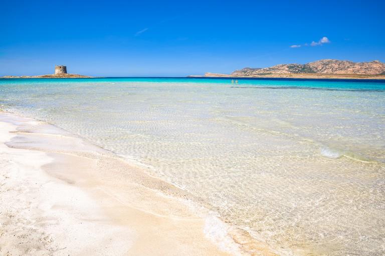 La Pelosa beach, north Sardinia©Tommie Hansen:Flickr