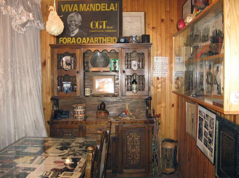 Mandela museum soweto