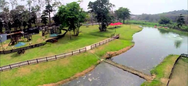 Agodi Gardens near Ibadan