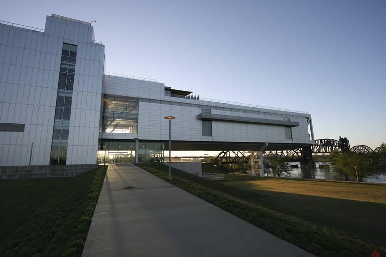 Clinton Presidential Museum