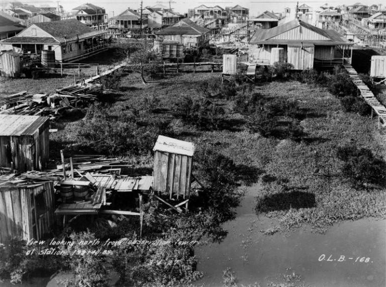 Milneburg, New Orleans, circa 1923