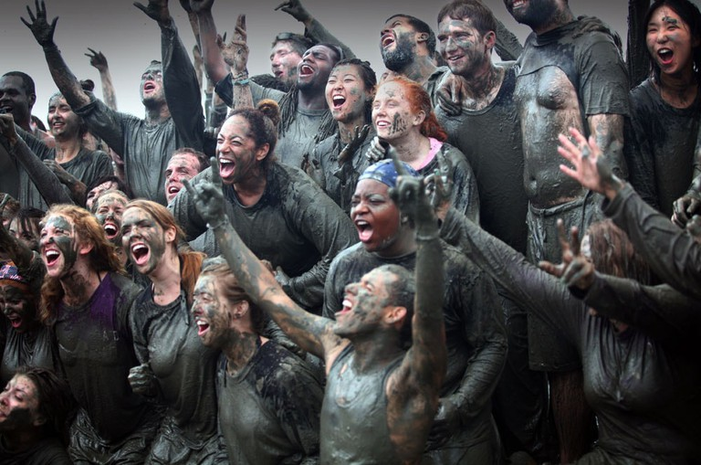Boryeong Mud Festival has attracted millions of visitors from all over the globe