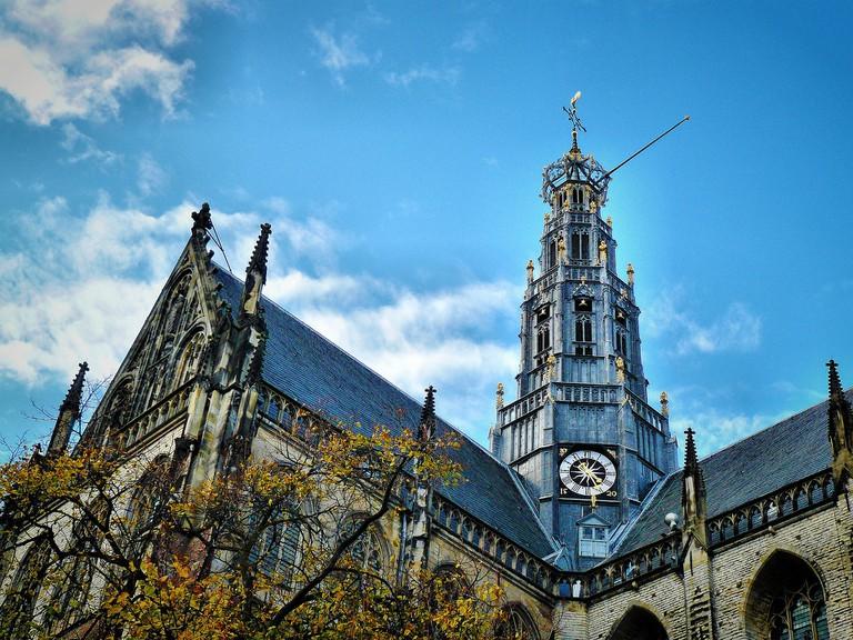 De Grote Kerk in Haarlem