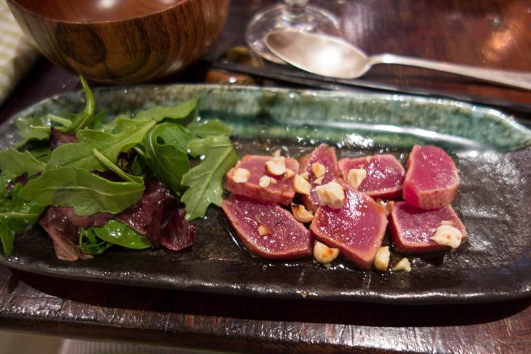 Nikkei cuisine | ©Kent Wang / Flickr