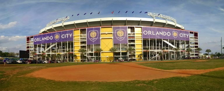 Take in an Orlando City game