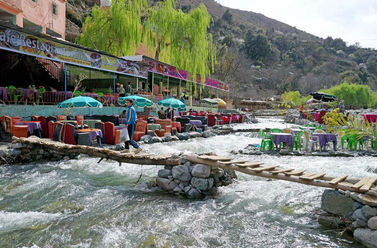 Ourika Valley restaurants
