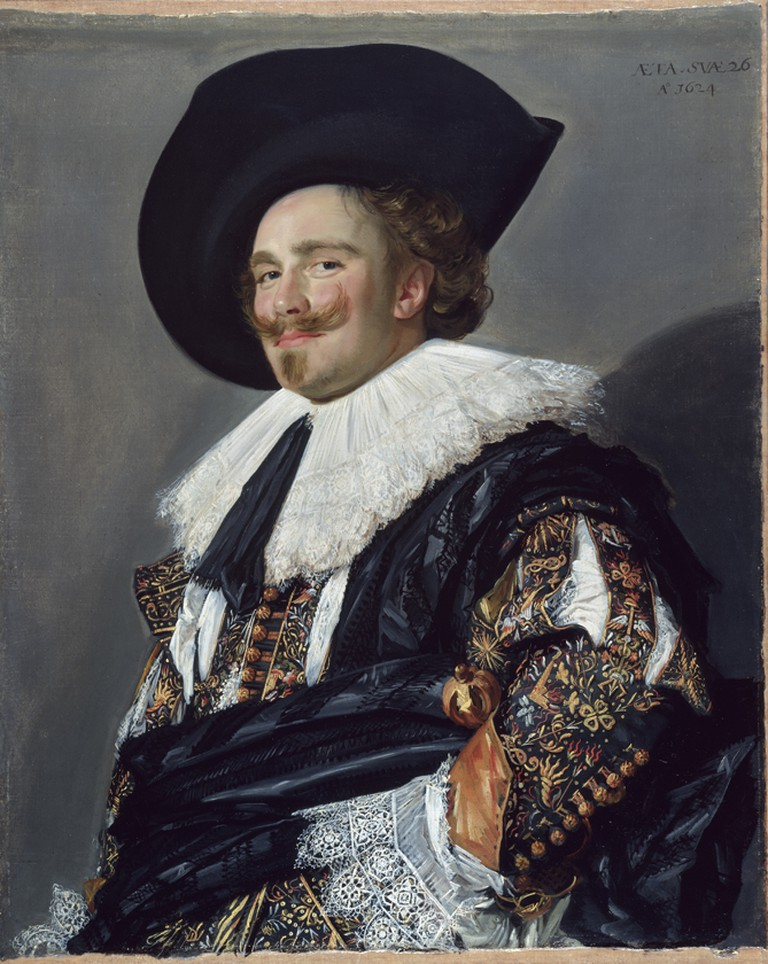 The Laughing Cavalier, Frans Hal, 1624 | © The Wallace Collection