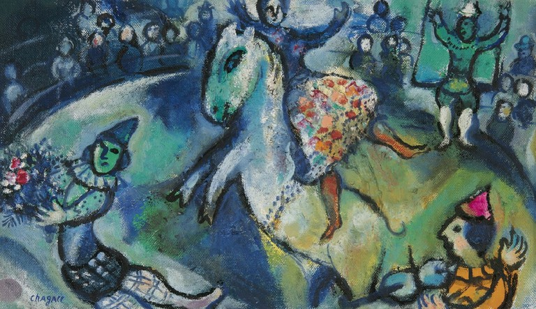 painting by Marc Chagall | ©cea + / Flickr