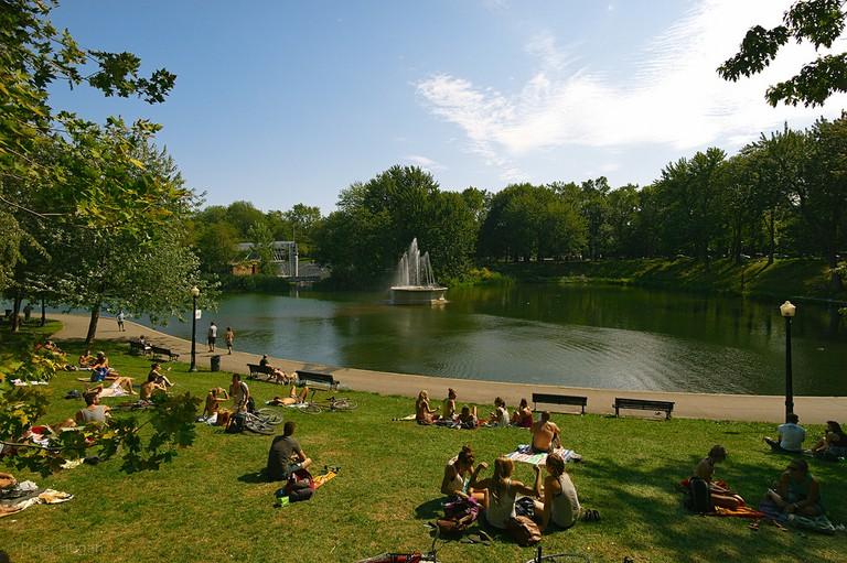 Park Lafontaine