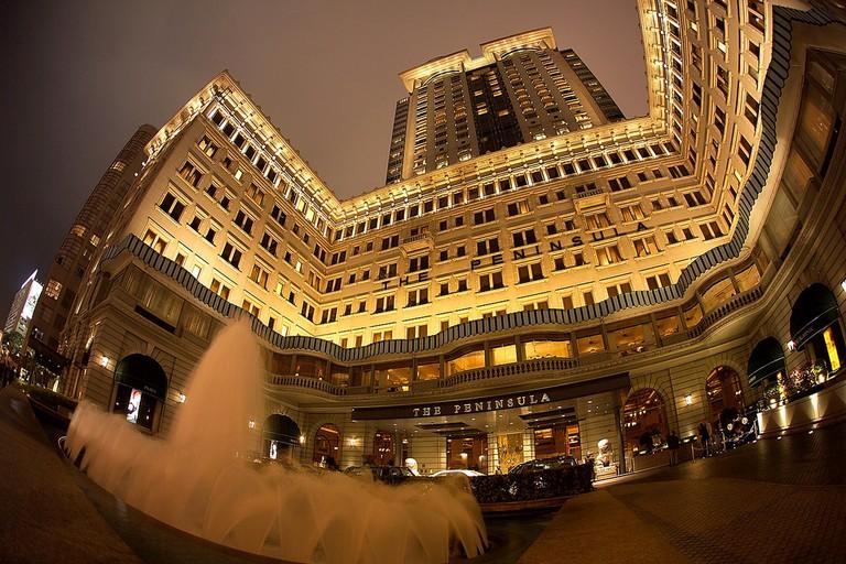 The Peninsula Hotel,  Hong Kong I