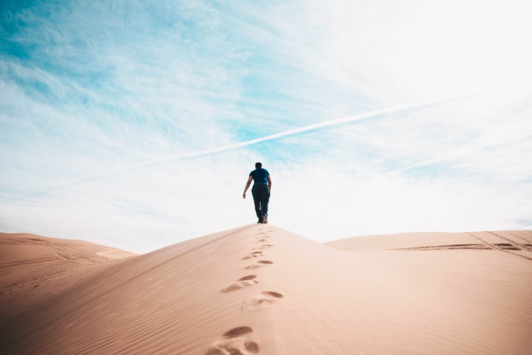 Algodones Dunes | © Nathan McBride/Unsplash