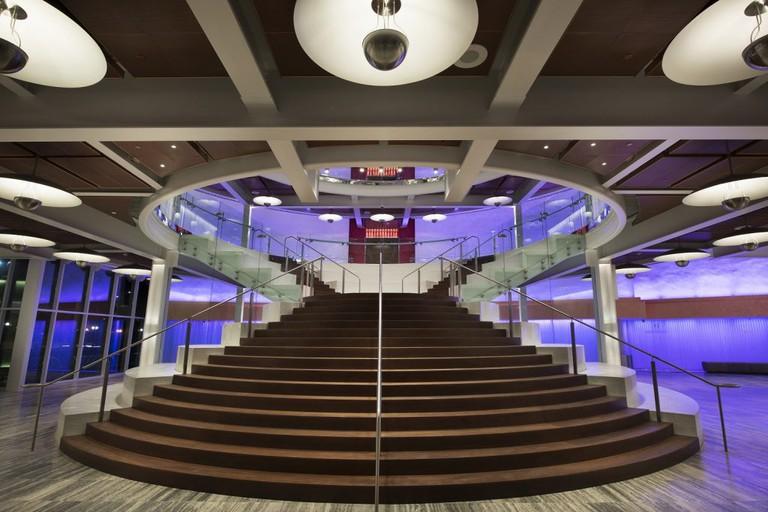 Della Phillips Grand Lobby