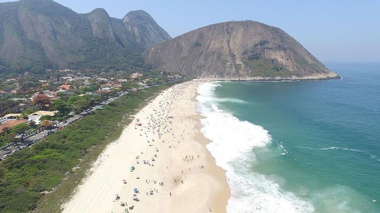 Praia de Itacoatiara |©Gledson Agra de Carvalho/WikiCommons