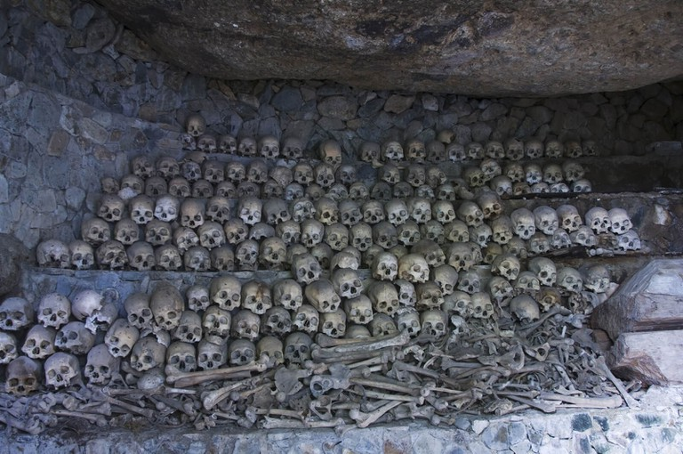 Opdas Cave Mass Burial, Luzon, Philippines